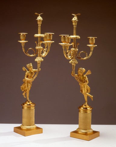 L-Wright and Salt Candelabra 001