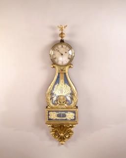 O-Box Lyre Clock-Currier001