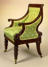 S-A-99861 Boston Great Chair Sway-Back 1
