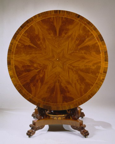 T-C-9711241 Quervelle Star Center Table, up