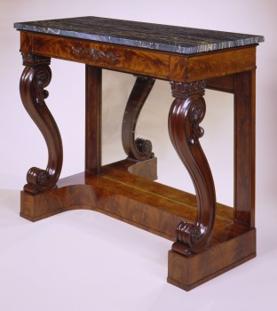 T-P-991221 Boston Restauration Pier Table, 1 of pair