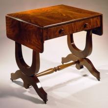 T-S-080381 Alexander Roux Sofa Table